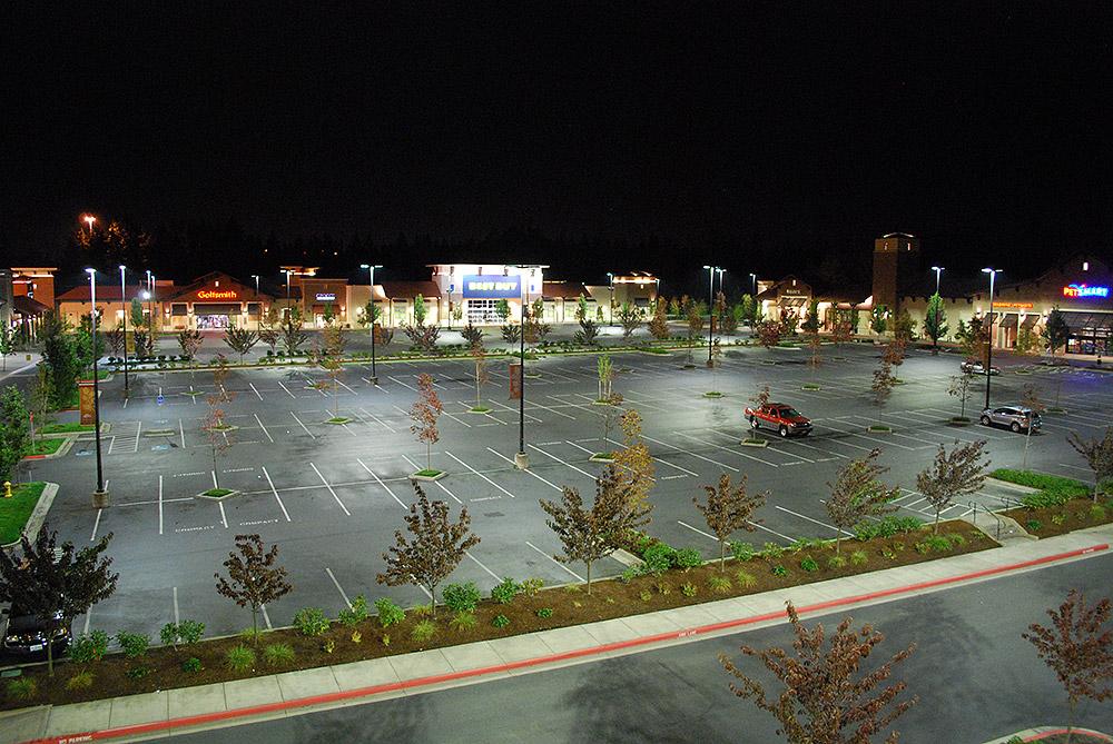 led retrofit street lights parking lot parking garage florida. Black Bedroom Furniture Sets. Home Design Ideas