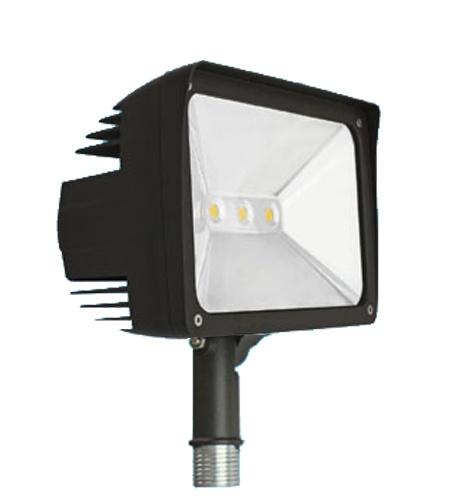 architectural led flood lights 1 2 inch knuckle eco. Black Bedroom Furniture Sets. Home Design Ideas